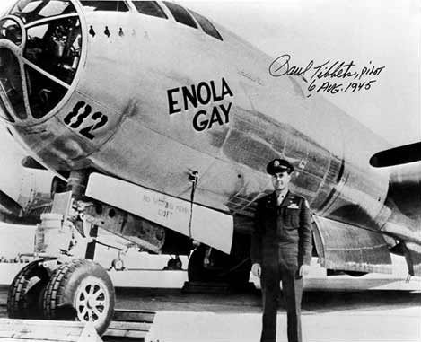 InkBlood paul-tibbets-and-enola-gay