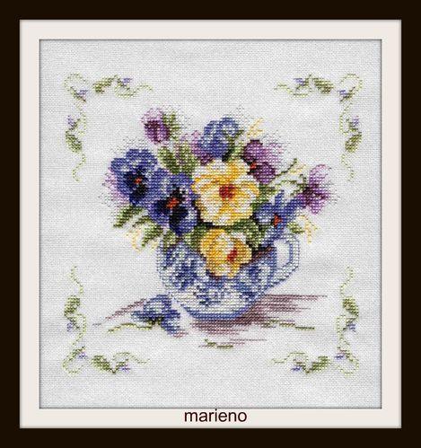 bouquet Lanarte
