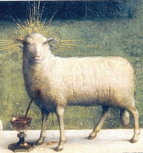 Adoration of the Lamb 12