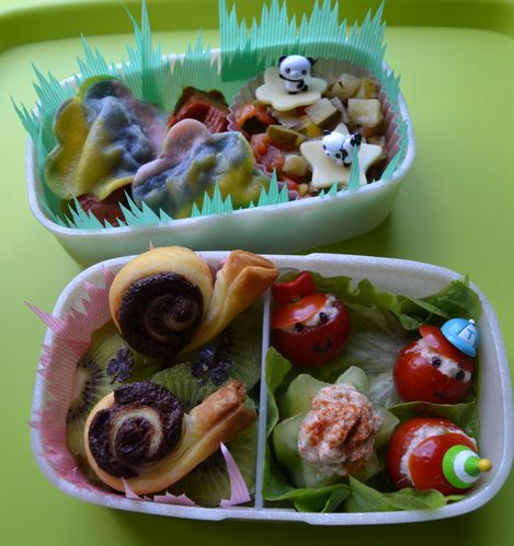 concours bento kids cammie