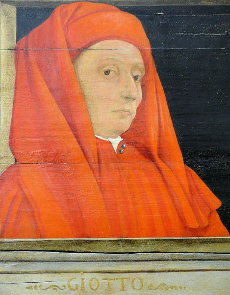GIOTTO-autoportrait