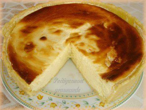Gateau fromage citron