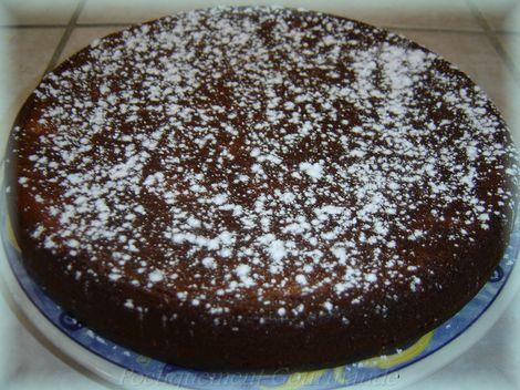 gâteau au lait condensé entier