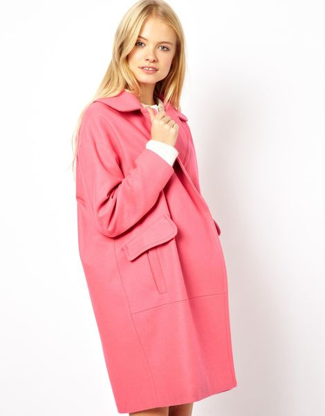 manteau rose ASOS-copie-1
