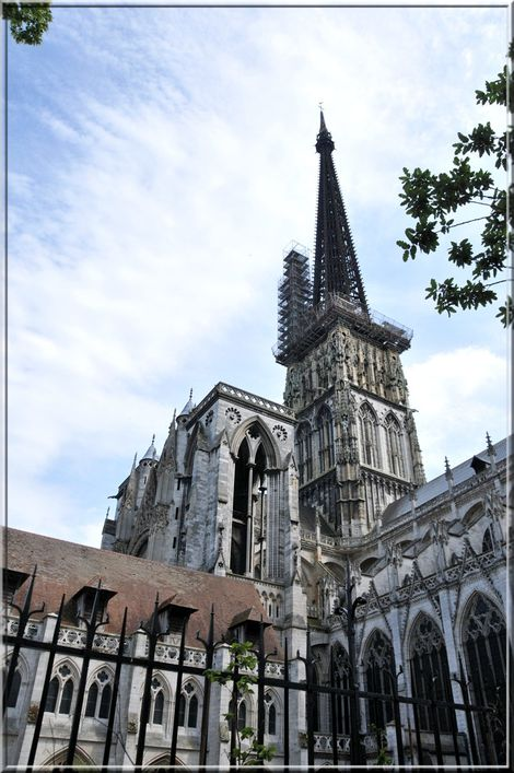 Rouen cathedrale 148
