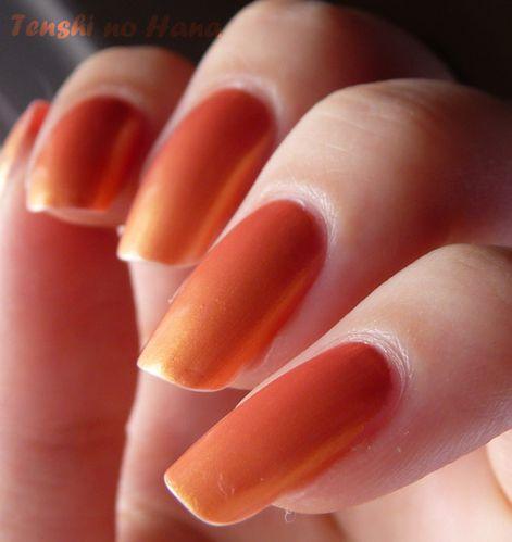 Mavala Tangerine 3