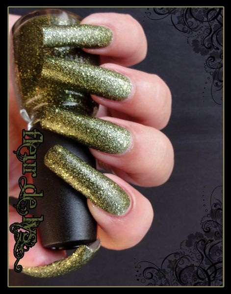 China Glaze Halloween swatch