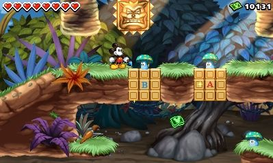 Epic Mickey : Power Of Illusion ( 3DS ) Epic-mickey-3DS-001