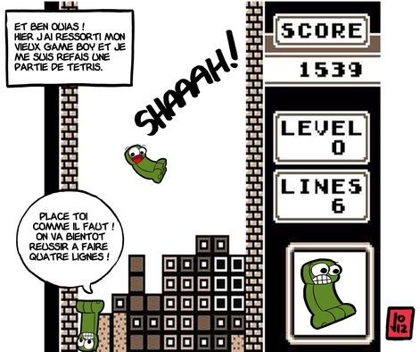 creeper tetris story 2