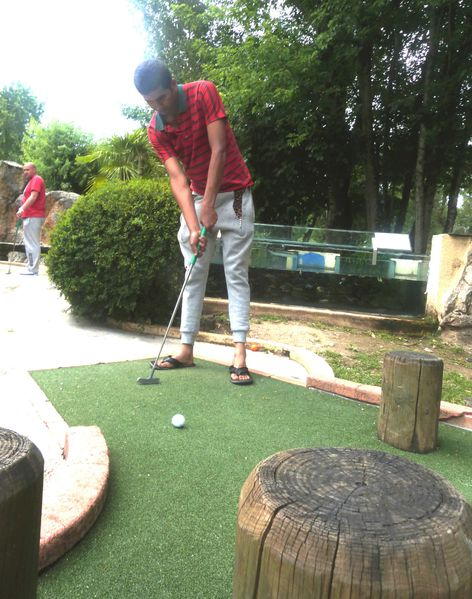 champion du monde de golf 3