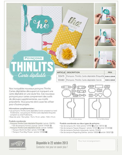 thinlits flyer demo 10