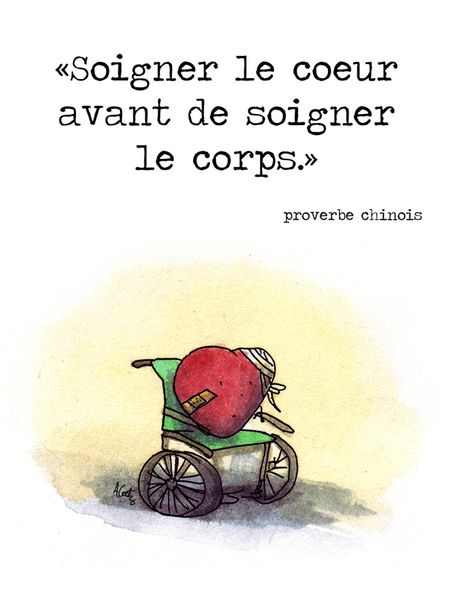 blog proverbe chinois coeur malade goetz illlustration