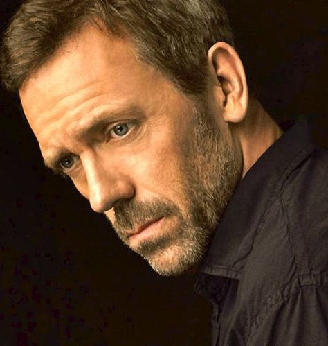 Dr House, portrait