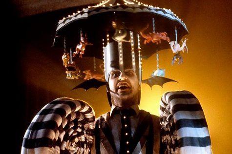 Tim Burton - Beetle Juice