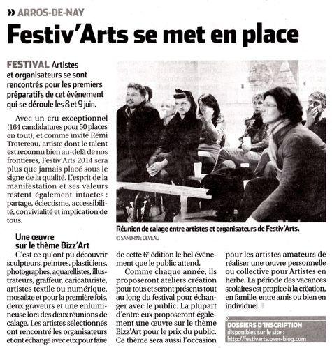 14.02.24 - Festiv'Arts - La République-BR