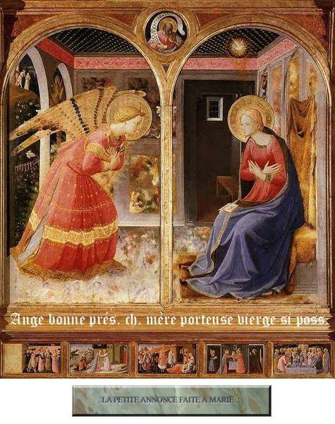 La petite annonce faite à Marie
