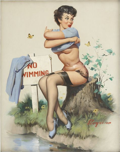GIL-ELVGREN--American-1914---1980-.-Taking-a-Chance--No-Bik.jpg