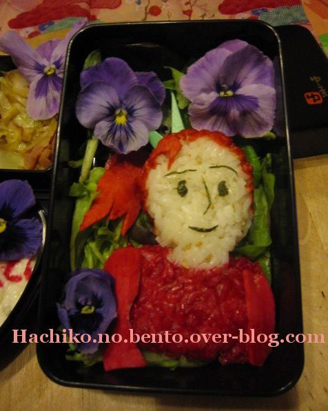 Bento Arrietty D&#xE9;tail