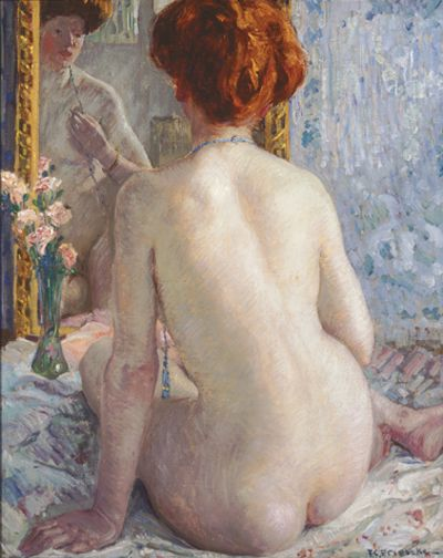 Reflections %28Marcelle%29%2C Frieseke