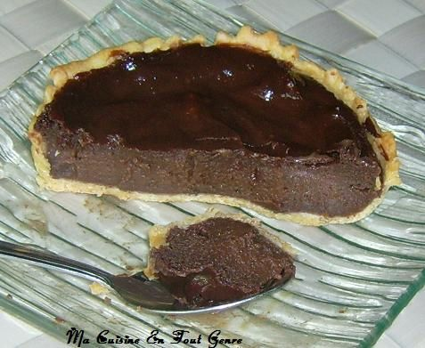 flan patissier chocolat 2