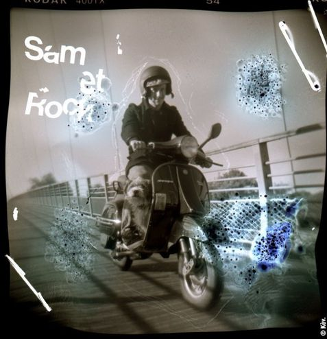 sam et rock . credit . kev métallie
