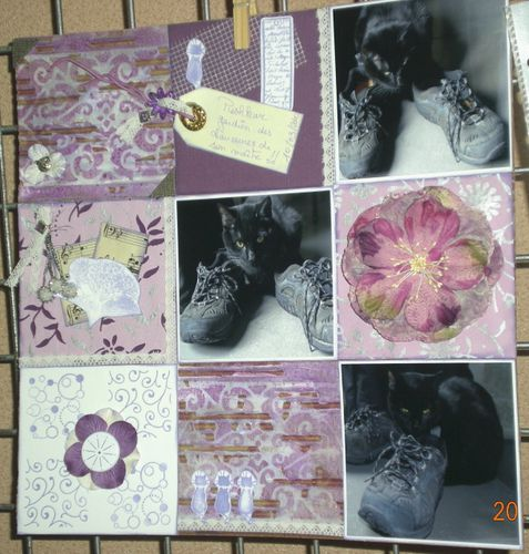 scrap a mours pages romans (25)
