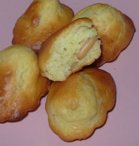 Madeleines huile d'olive-pignons5