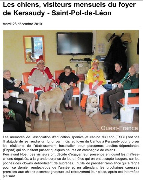 Ouest France Kersaudy