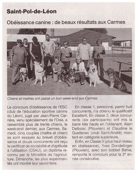 Ouest-France Concours
