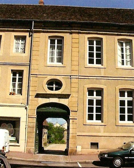 Rue Jeanin - 100 1777