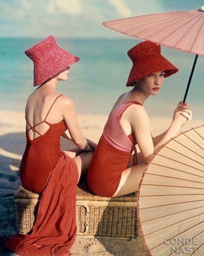 louise dahl-wolfe Vogue 1963 photo magazine