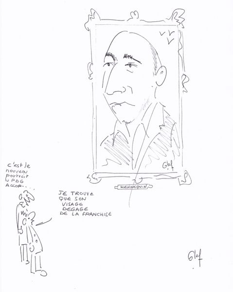 caricature DH 1