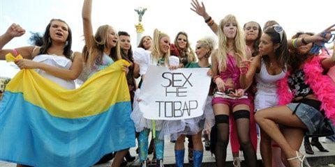 Tourisme sexuel en ukraine