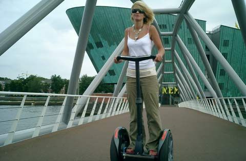 La version assise du segway Belle-Segway-2