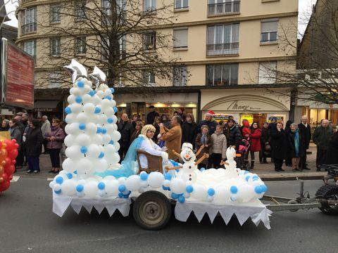 Châteauroux - Parade de Noël 2014 (3)