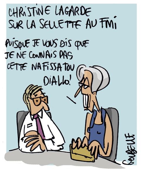 lagarde-sellette
