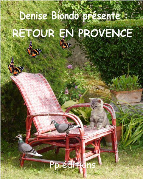 couv.Retour en Provence