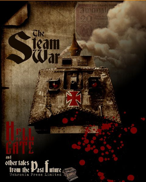 Steam War by stefanparis