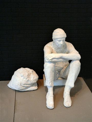 George Segal - The Homeless - 1989