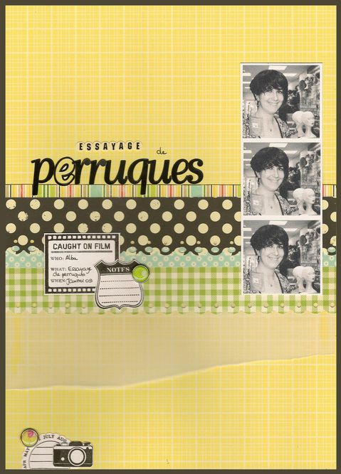 Page Perruque