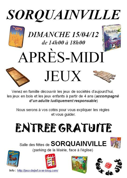 affiche speciale 33