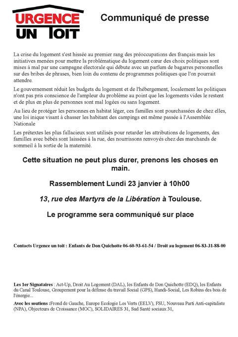 (Communiqué de presse Urgence un Toit 20 janvier 2012.pdf)