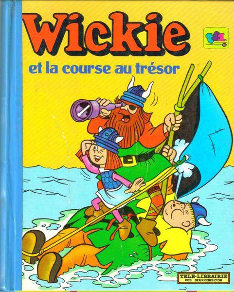 Wickie et la course au trésor