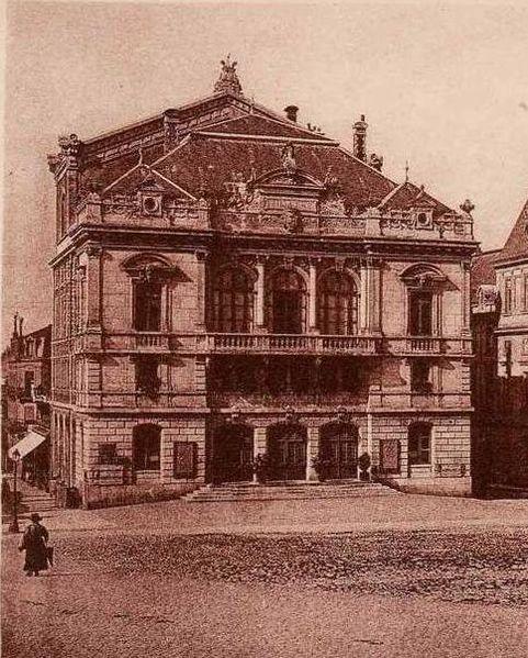 AUTUN 20u - Le Théâtre
