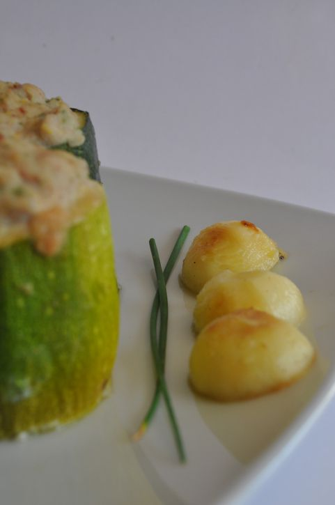boules courgettes