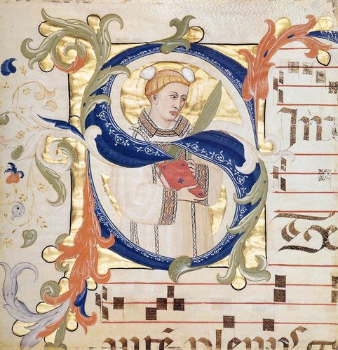 Antiphonary (Folio 51)