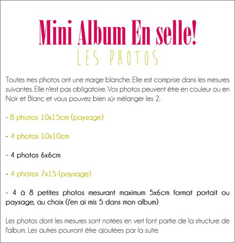 infos photos