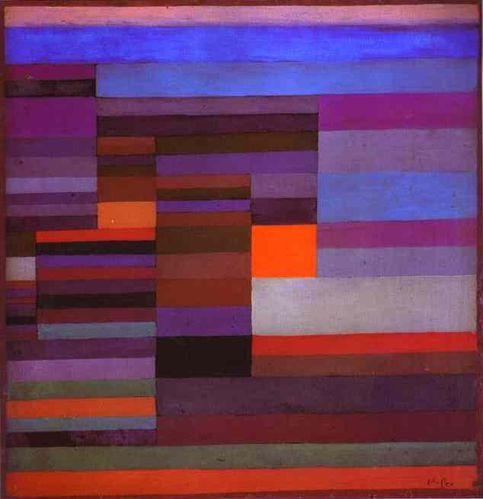 paul klee bing bang