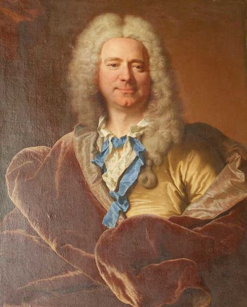 1733 - Guillaume Dartus (Cheverny)