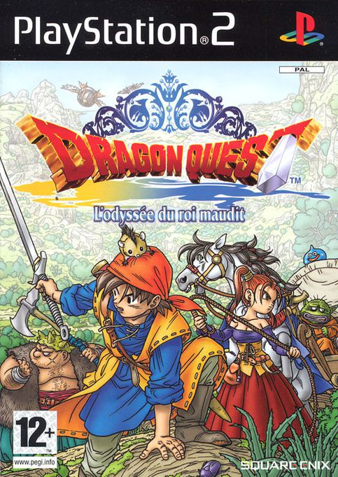 Dragon Quest VIII - HHG